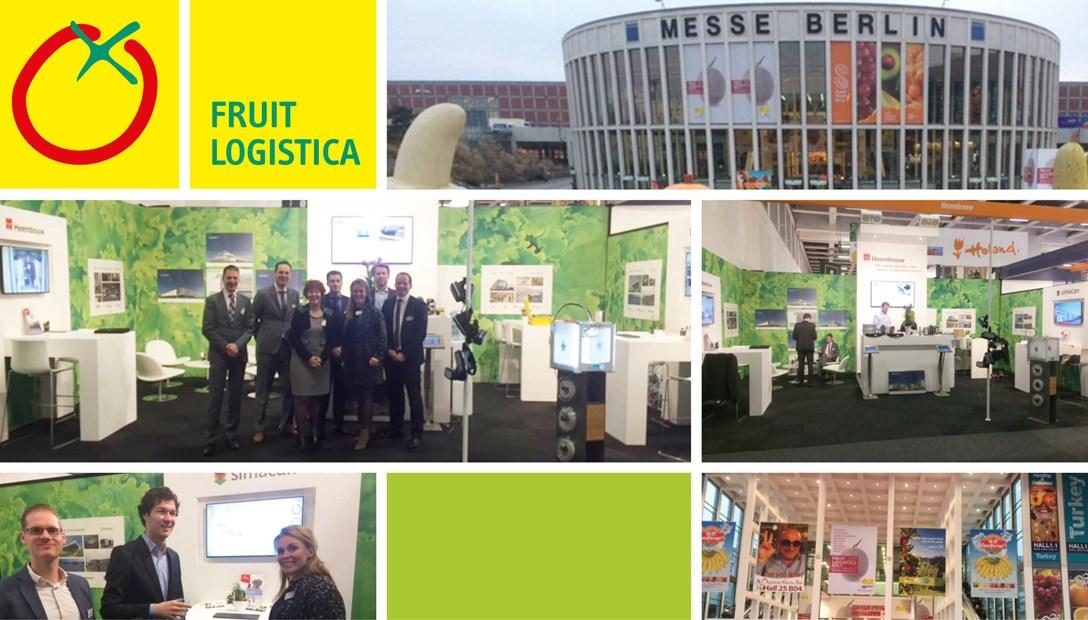 Fruit Logistica Heembouw Messe Berlin Berlijn