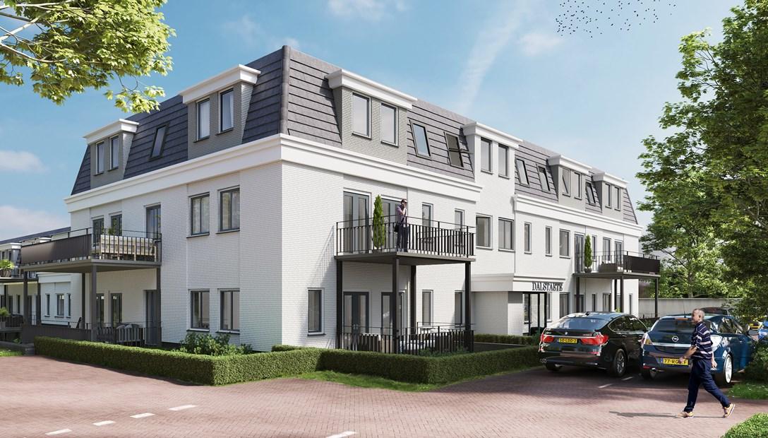 Impressie nieuwbouwproject Dalstaete Zeist