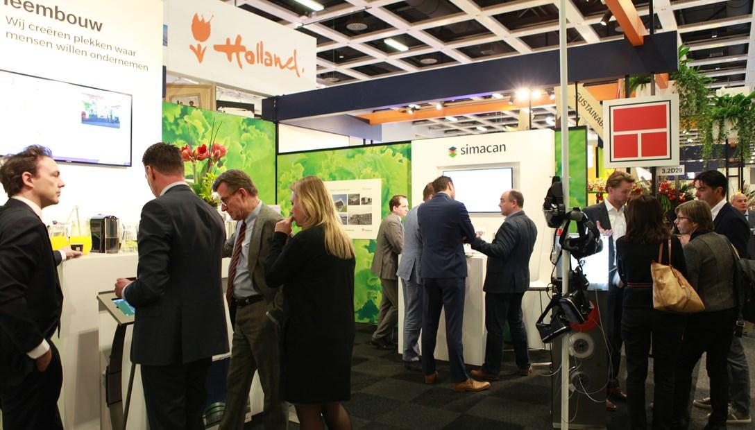 Fruit Logistica 2017 drukte in de stand