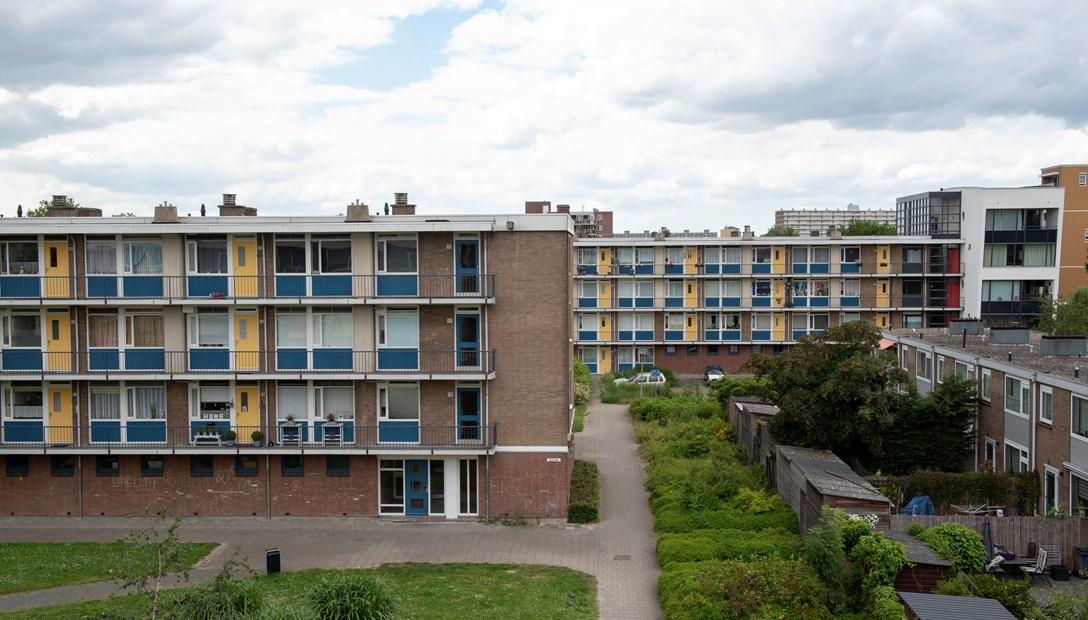Heembouw en Havensteder sluiten realisatieovereenkomst voor verduurzamen 174 appartementen in Capelle aan den IJssel