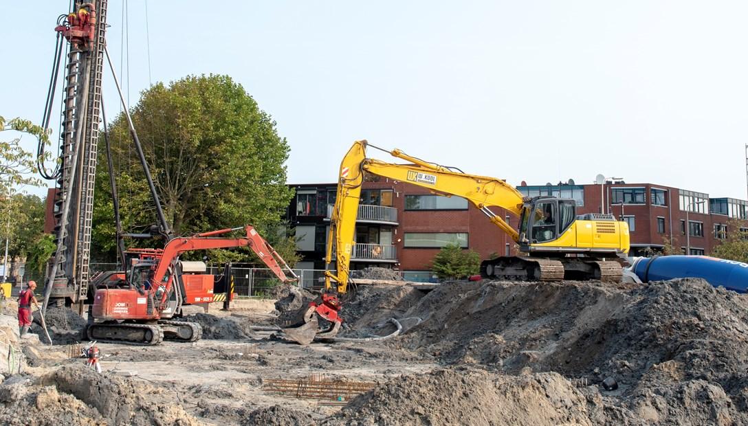 Haagse Hendrik Haag Wonen Heembouw realisatie 154 nieuwbouwwoningen