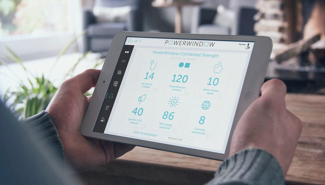 Heembouw innovatie kantoren PowerWindow Physee data