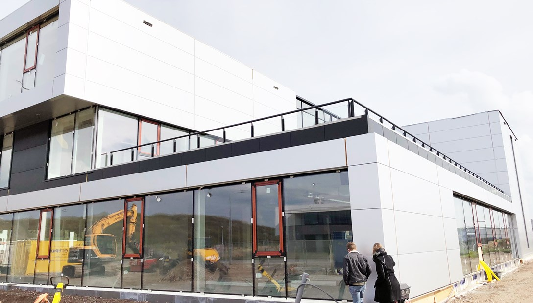 Nieuwbouw huisvesting Lemo Haarlem