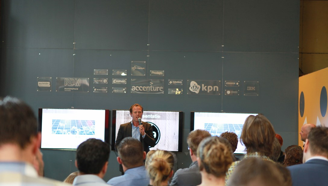 Ideecafe RDM pitch powerwindow Jeroen van Wijk