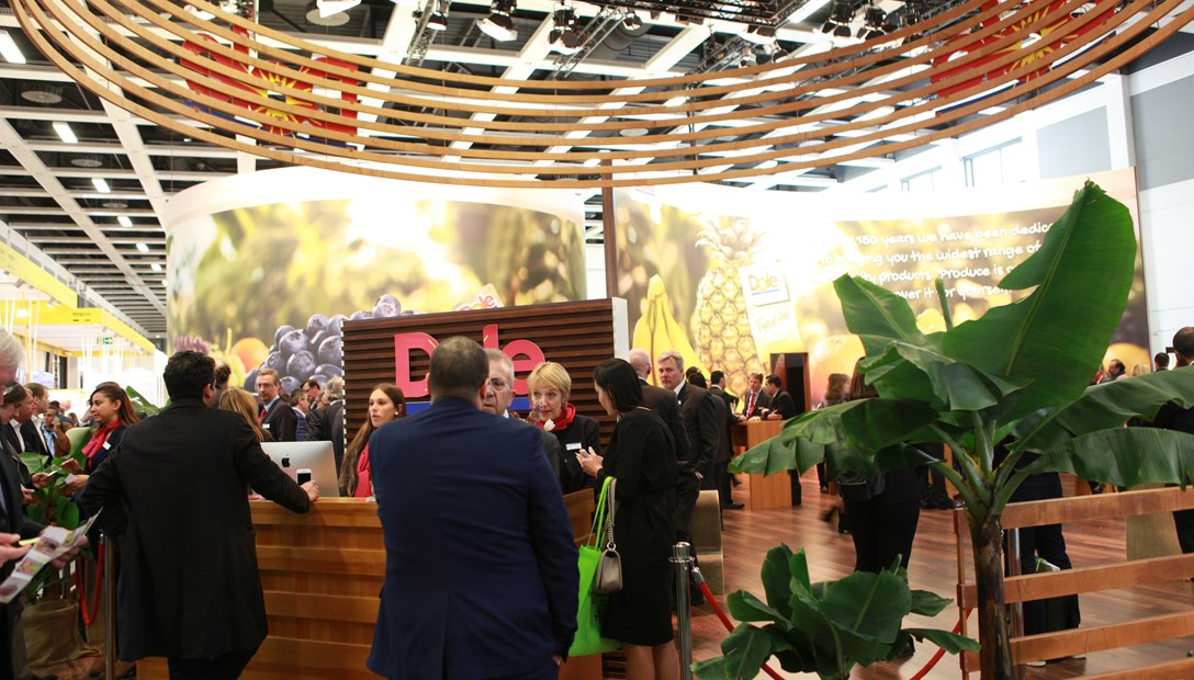 Fruit Logistica 2017 impressie beurs overzicht