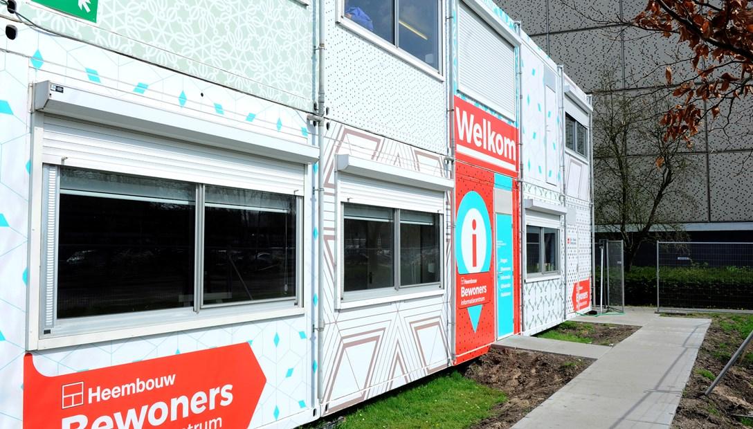 In vijf stappen naar label B in 2020 bewonersinformatiecentrum Heembouw Wonen