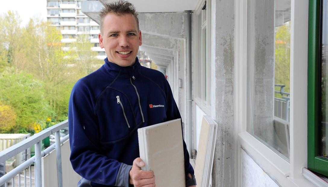 In vijf stappen naar label B in 2020 woningrenovatie ferry maat