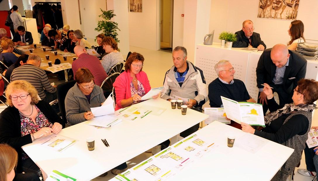 Informatiebijeenkomst nieuwbouw woontoren Wonen boven de Hoven Delft