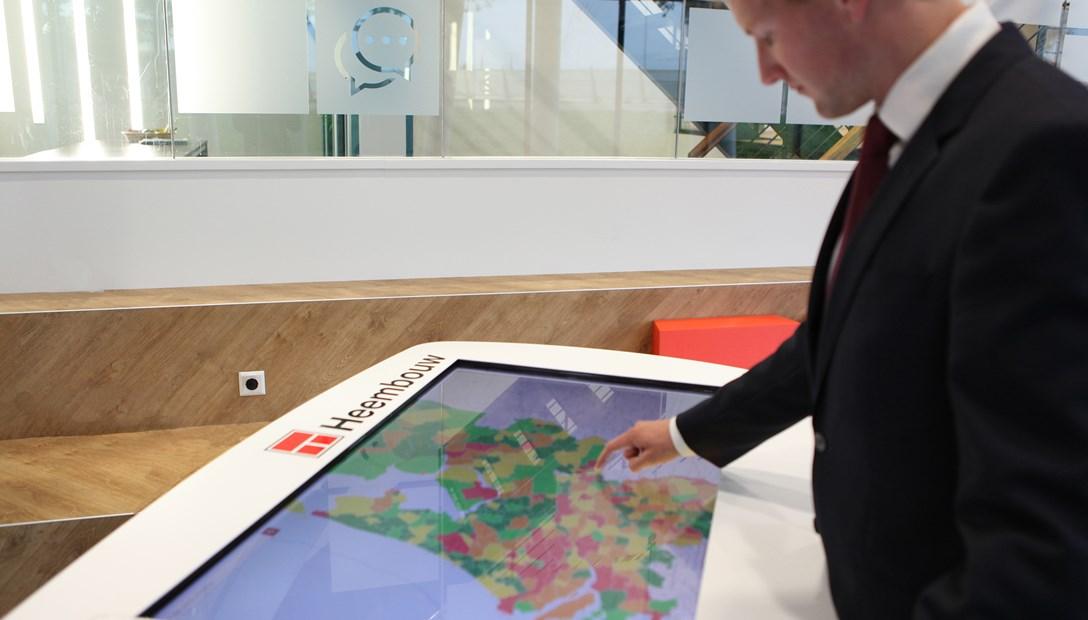 Location Intelligence kantoren maptable huisvestingsadvies