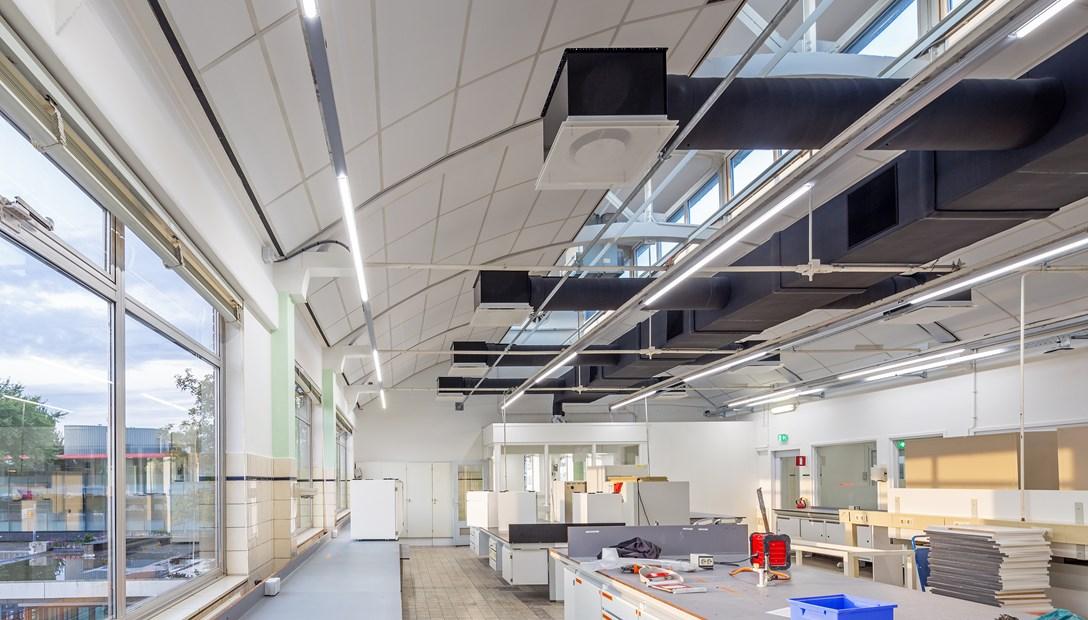 Location Intelligence kantoren Unilever laboratoria