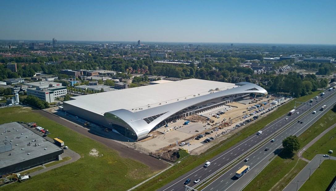 Nieuwbouw Distributiecentrum New Logic III Tilburg voor Rhenus Logistics