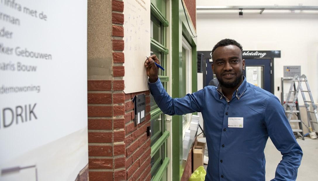 Oplevering Eigen Hendrik ROC Mondriaan Haag Wonen Heembouw
