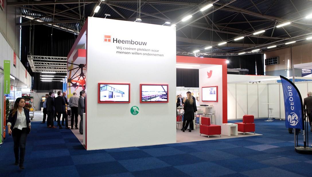 Transport en Logistics 2016 beurs AHOY Rotterdam TenL