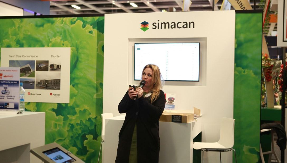 Fruit Logistica 2017 lunchlezing Suzan Buter