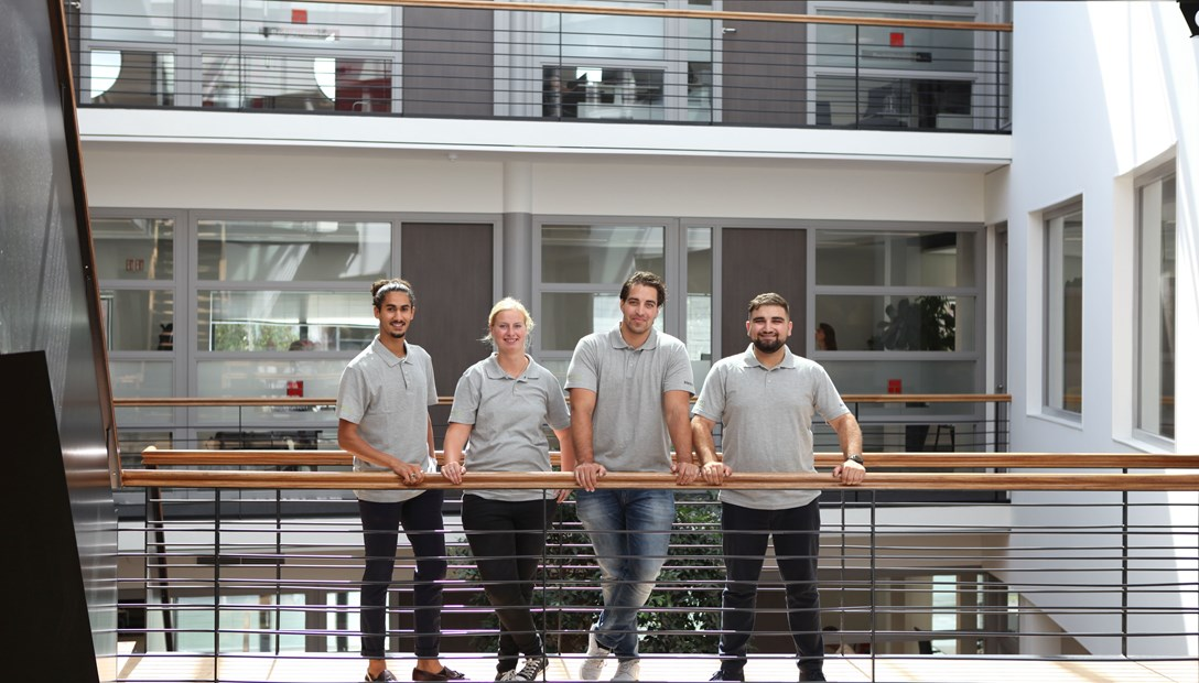 Team Haagse Hogeschool BIM battle