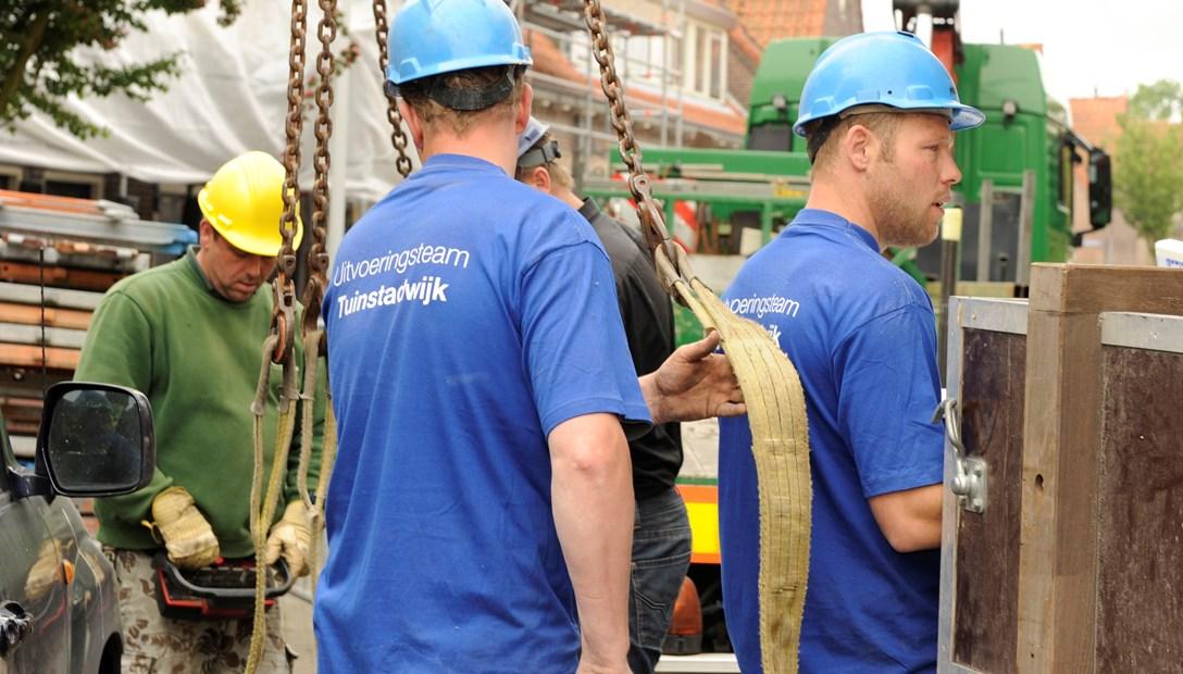 Tuinstadwijk Leiden 3 jaar later ketensamenwerking personeel