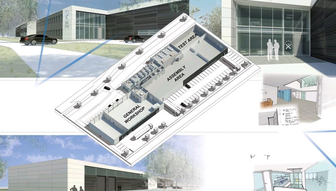 Habeon Architecten voorstel ontwerp BSMvalves