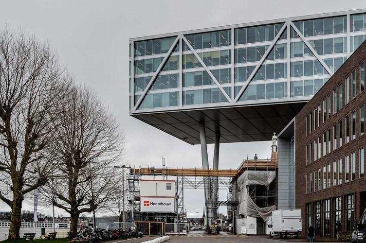 Upfield Unilever Rotterdam renovatie kantoren