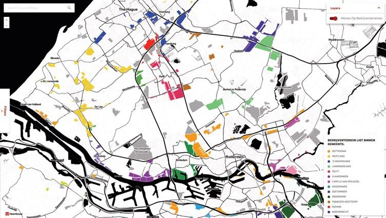Blog zoveel woningen kunnen er gerealiseerd worden op bedrijventerreinen